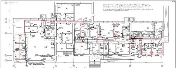 проект электроснабжения и