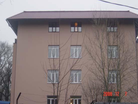 Любые фасадные работы